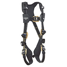 DBI/SALA Safety Harness Large ExoFit NEX Arc Flash Nomex Kevlar 1103087
