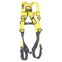 DBI/SALA Safety Harness Universal Delta Vest Style Full Body 1103321
