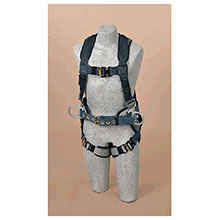 DBI/SALA Safety Harness Large ExoFit Construction Vest Style 1108502