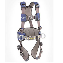 DBI/SALA Safety Harness Small ExoFit NEX Construction Style 1113121