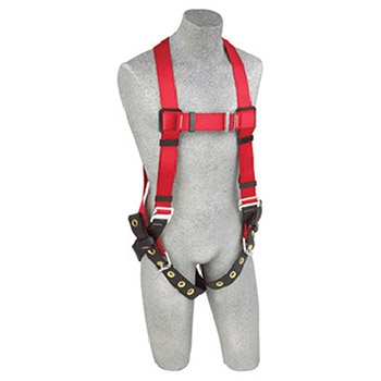 DBI/SALA Safety Harness Large Xlarge Protecta PRO Full Body 1191238