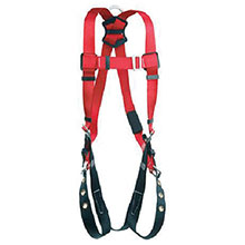 DBI/SALA Safety Harness Medium Large Protecta PRO Full Body Line 1191246