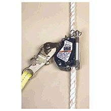 DBI/SALA Hands Free Mobile Type Rope Grab Use 5000335