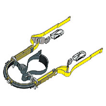 Miller by Honeywell 20in 60in StopFall Fall Restraint Device 7700AYLGP1