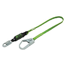 Miller by Honeywell Lanyard 6 Green Single Leg Vinyl Coated 922PCR6FTGN