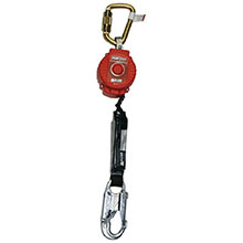 Miller by Honeywell TurboLite Personal Fall Limiter Steel MFL16FT