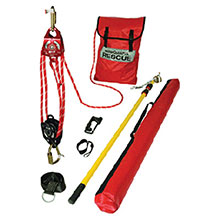 Miller by Honeywell 25 QuickPick Rescue Kit QP-1/25FT