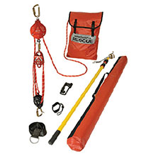 Miller by Honeywell 25 QuickPick Premium Rescue Kit QP/25FT