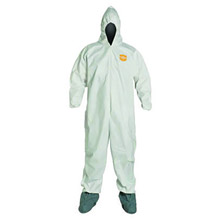 DuPont DPPNG122SWHXL00 X-Large White Safespec 2.0 10 mil ProShield NexGen Disposable Coveralls With Front Zipper Closure