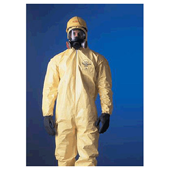 Dupont  X Large Yellow Tychem QC Chemical Protection QC127SYLXL00