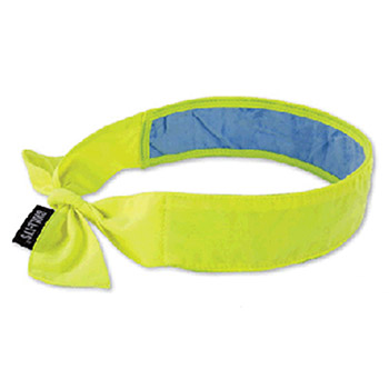 Ergodyne Chill Its Hi Vis Lime 6700CT Evaporative 12566