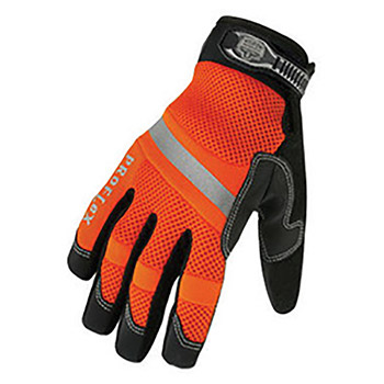 Ergodyne Hi-Viz Orange ProFlex 876WP Synthetic E5716416 2X
