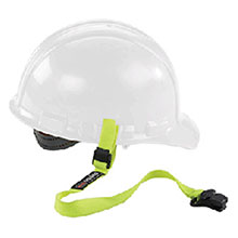 Ergodyne Lanyard Lime Green Squids 3155 Hard Hat 19155