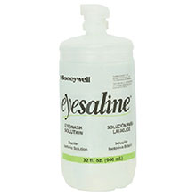 Fend-All Honeywell 32 Ounce Bottle Sperian Sterile Saline Personal 32-000455-0000