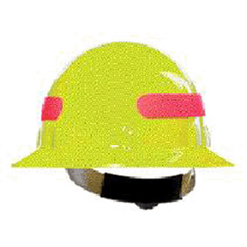 Fiber-Metal Honeywell Hardhat Hi Viz Yellow Supereight Class E G or C E1RW44A000