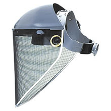 Fiber-Metal Honeywell Faceshields Model S199 9 3 4in X 19in #24 Mesh Screen S199