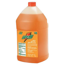 Gatorade 1 Gallon Liquid Concentrate Orange Electrolyte 3955