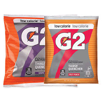 Gatorade 8.1 Ounce G2 Powder Concentrate Instant 13478