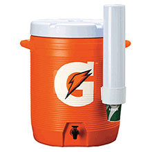 Gatorade 10 Gallon Upright Cooler Dispenser 49602
