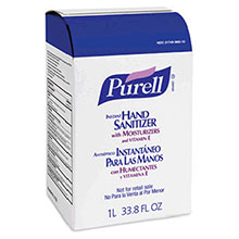 Go-Jo Industries 1000 ml Refill Purell NXT Hand Sanitizer 2156-08