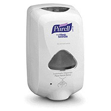 Go-Jo Industries 1200 ml Purell TFX Touch Free Dispenser 2720-12