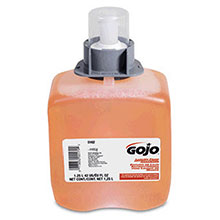 Go-Jo Industries 1250 ml Refill Orange Blossom Scented Antibacterial 5162-03