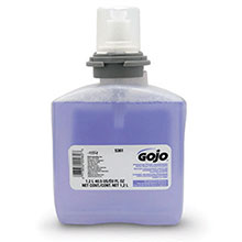 Go-Jo Industries 1200 ml Refill Translucent Purple Cranberry 5361-02