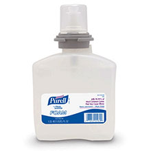 Go-Jo Industries 1200 ml Refill Purell TFX Instant Hand Sanitizer 5392-02