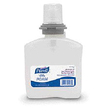 Go-Jo Industries 1200 ml Refill Purell TFX Hand Sanitizer 5456-04