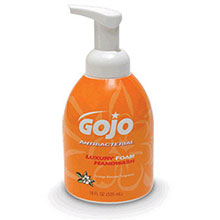 Go-Jo Industries 535 ml Pump Bottle Orange Orange Blossom 5762-04