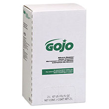 Go-Jo Industries 2000 ml Refill Multi Green Citrus Scented 7265-04