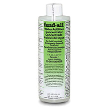 Fend-All by Honeywell 8 Ounce Bottle Sperian Water Additive 32-001100-0000