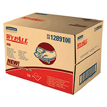 Kimberly-Clark Professional 11.1in X 16.8in White WypAll X90 Heavy Duty 12891