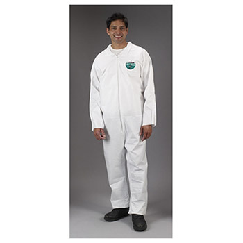 Lakeland Industries MicroMAX Tyvek Breathable Microporous Coverall CTL412