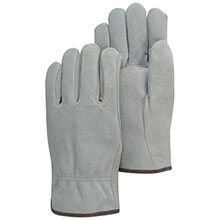 Majestic Drivers Gloves Cow Split 1507