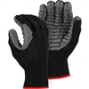 Majestic Anti-Vibration Mechanics Gloves Full Finger Nylon Large 1905