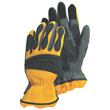 Majestic Heat Resistant Gloves Extrication Short 2163
