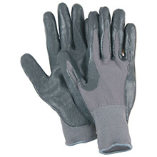 Majestic Nitrile Gloves Foam Palm Kw 3226