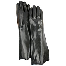 Majestic PVC Gloves 18 Dipped Smooth Finish 3367