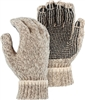 Majestic Work Gloves Ragg Wool Knitted Polka Dots 3426