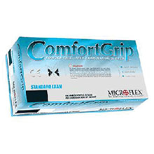 Microflex Medical Gloves Medium Natural ComfortGrip 5.1 mil Natural CFG-900-M