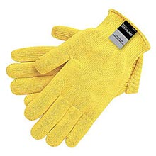 Memphis Glove Yellow Memphis Glove 7 gauge Kevlar MEG9370XL X-Large