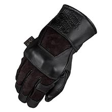 Mechanix Wear Black And Natural Fabricator Full MF1MFG-05-010 Large