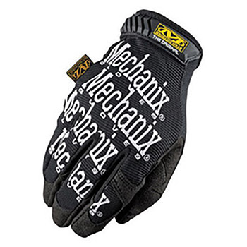 Mechanix Wear Black The Original Full Finger MF1MG-05-009 Medium