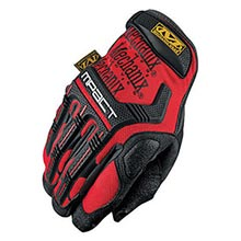 Mechanix Wear Black And Red M-Pact Full Finger MF1MPT-02-009 Medium