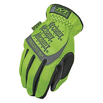 Mechanix Wear Hi-Viz Yellow FastFit Full Finger MF1SFF-91-009 Medium