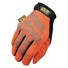 Mechanix Wear Hi-Viz Orange Safety Original Full MF1SMG-99-009 Medium