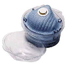 Moldex-Metric Breathing Mask Medium Large N95 Particulate 2350
