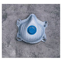 Moldex-Metric Breathing Mask Medium Large N95 Particulate 2500N95