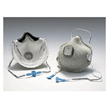 Moldex-Metric Breathing Mask Medium Large N95 Particulate 2700N95